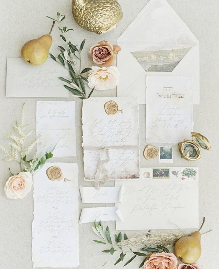 Wedding Day Paper -