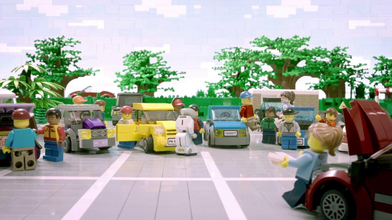 Confused com Lego remake — Michelle Sotheren