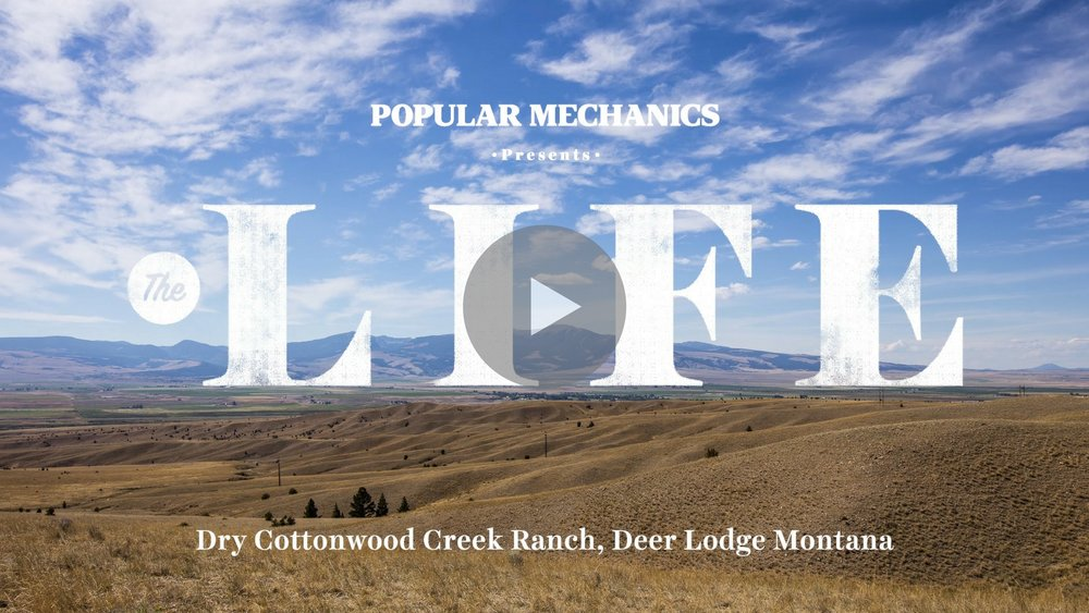THE LIFE  (Popular Mechanics Online) Filmed by Andrew Mudge. Produced and Edited by  Outsider Media.