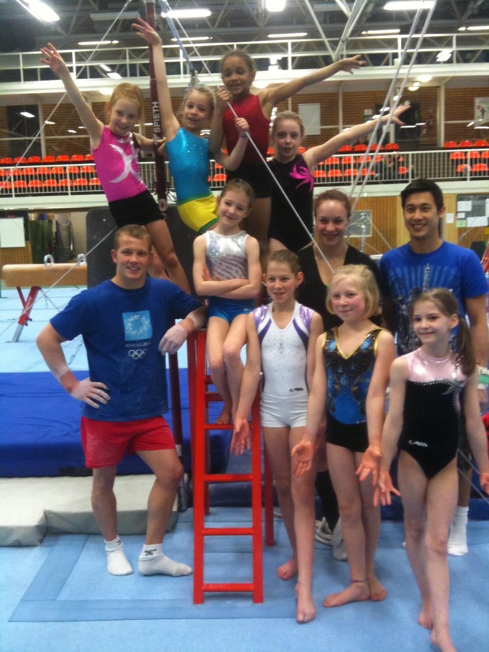 Turnstunde mit Fabian an der Sporthochschule Köln