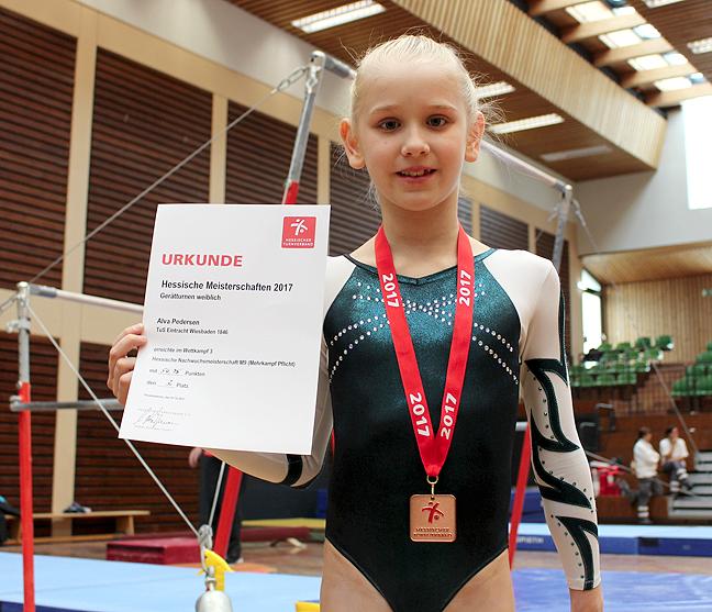 Hessische Nachwuchsmeisterschaften Mehrkampf 2017