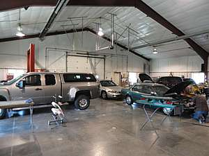 Judd's Auto Body Shop