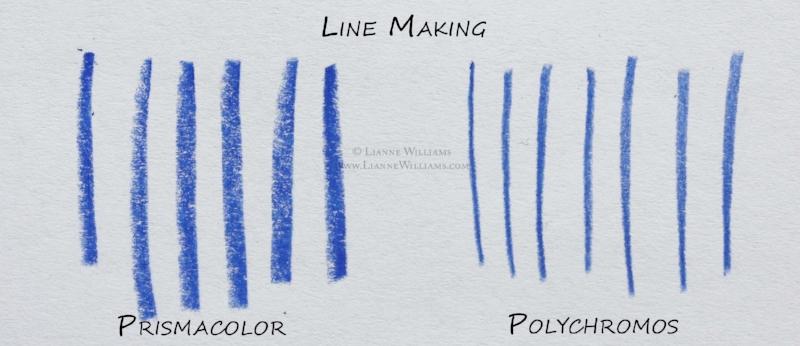prismacolor versus polychromos