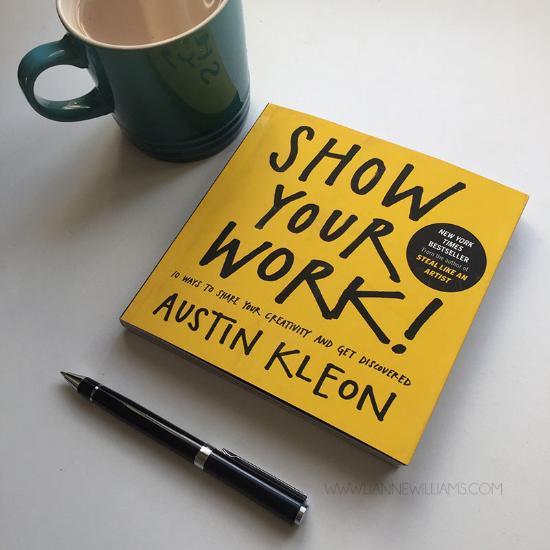 show yout work by austin kleon book review