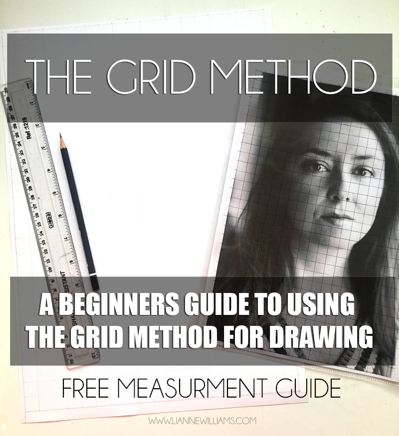 A beginners guide to using the grid method for drawing