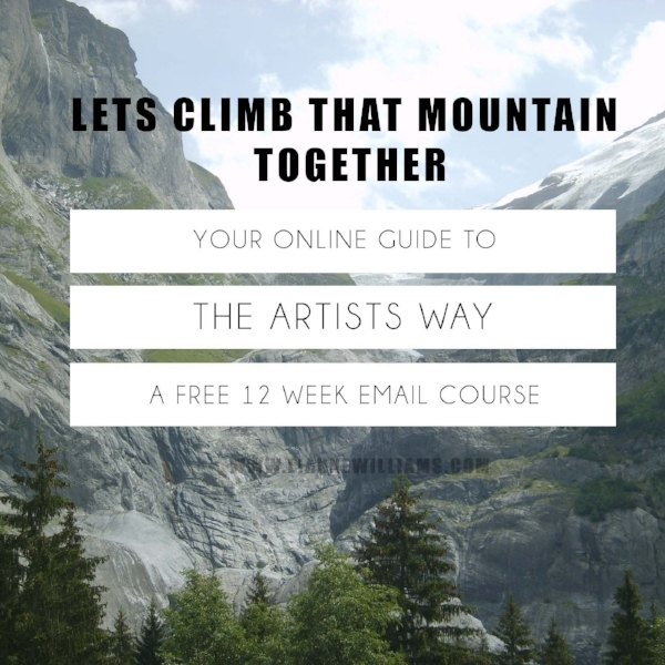 The artists way online