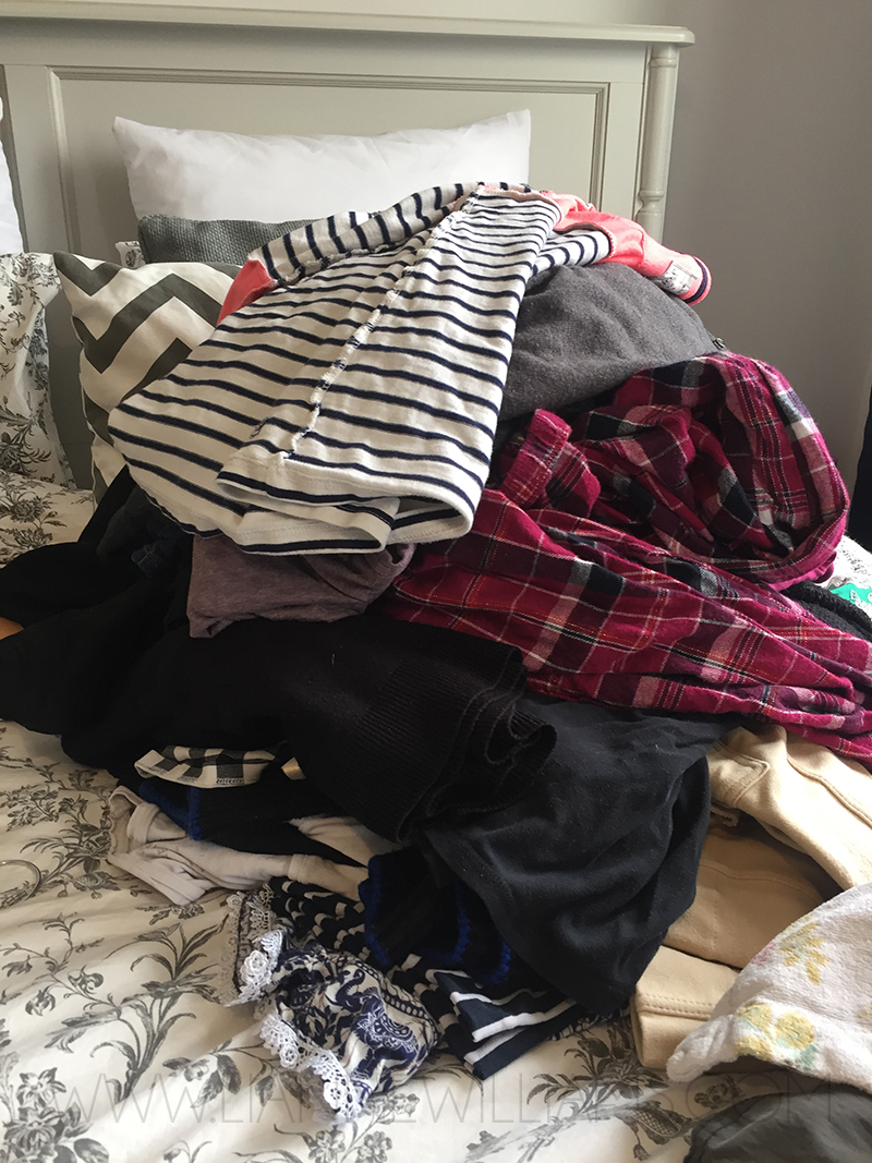 How Konmari made me a better artist CLOTHES BEFORE 1.jpg