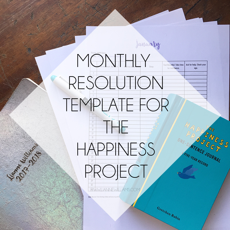 The Happiness Project monthly resolution template download.jpg