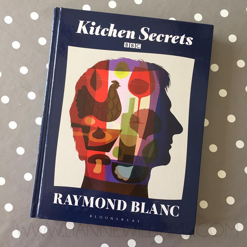 Raymond Blanc Kitchen Secrets Book.JPG