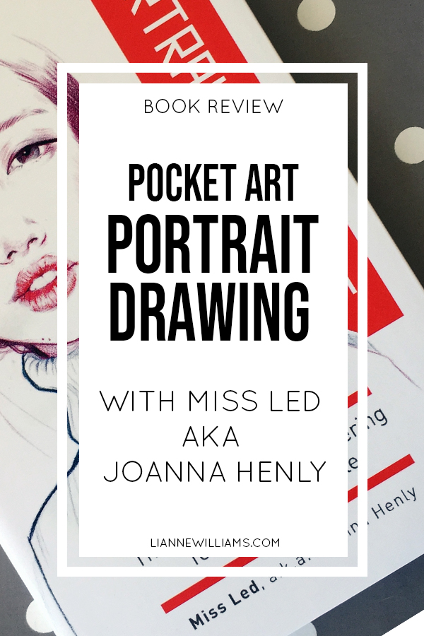 Pocket Art Portrait Drawing by Miss Led BOOK REVIEW post.jpg