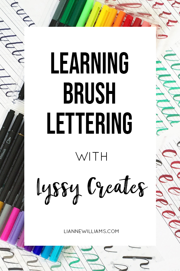 Brush lettering practice with Lyssy Creates post.jpg