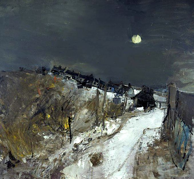 A favorite painter, Joan Eardley!