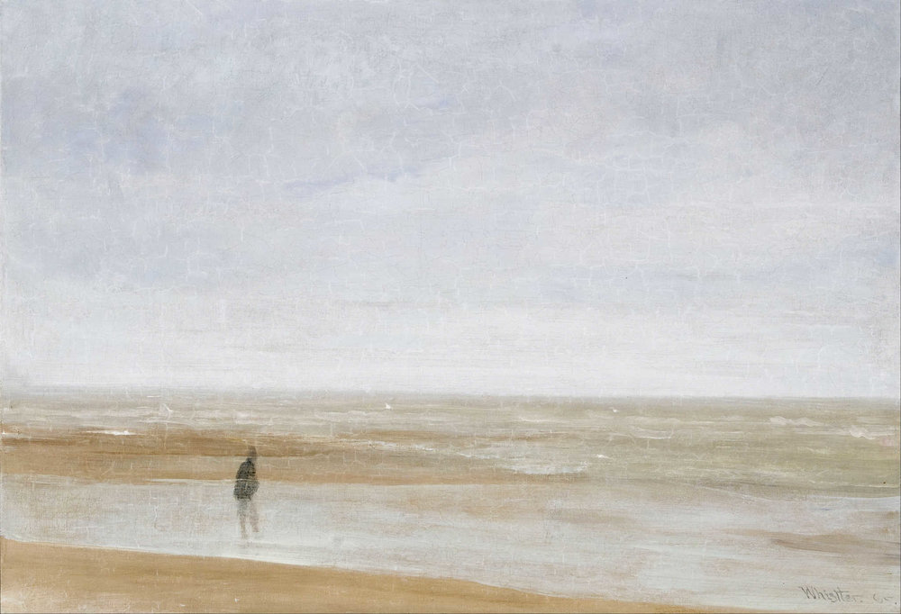 James McNeill Whistler, Sea and Rain