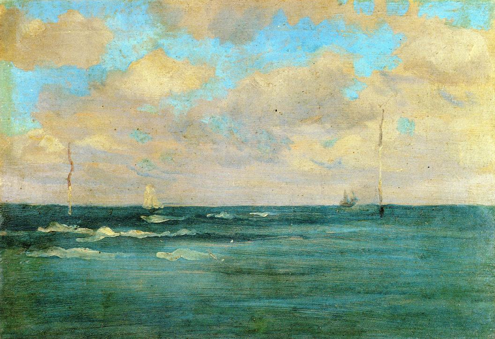 James McNeill Whistler, Bathing Posts