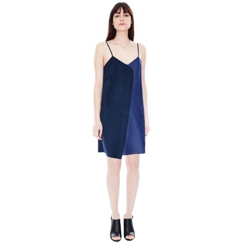Bell Suede Dress