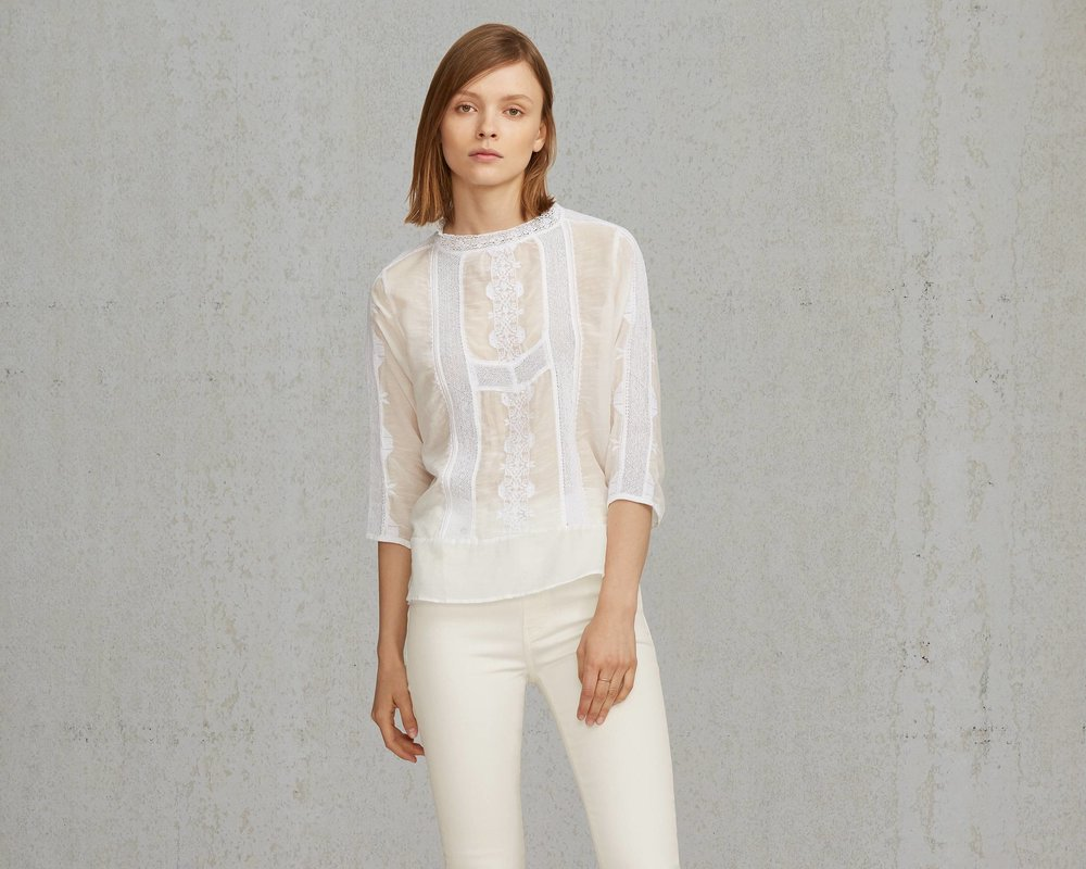 Levi's Made & Crafted Popover Blouse