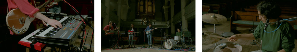 Flyte - Church (Live)