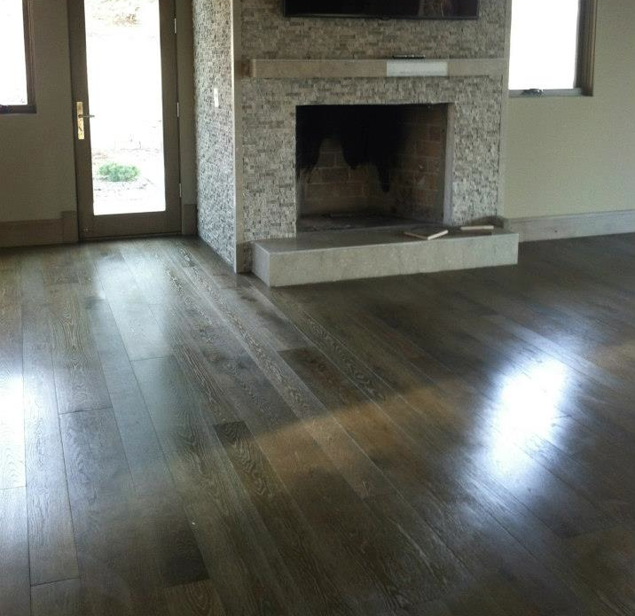 French Cut Engineered White Oak
