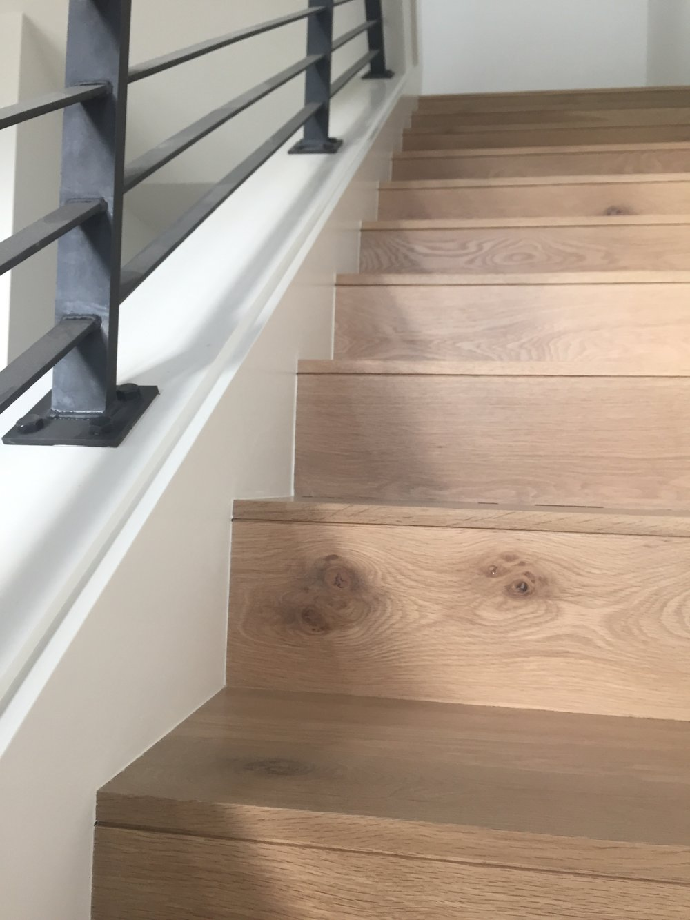 Wide Plank White Oak