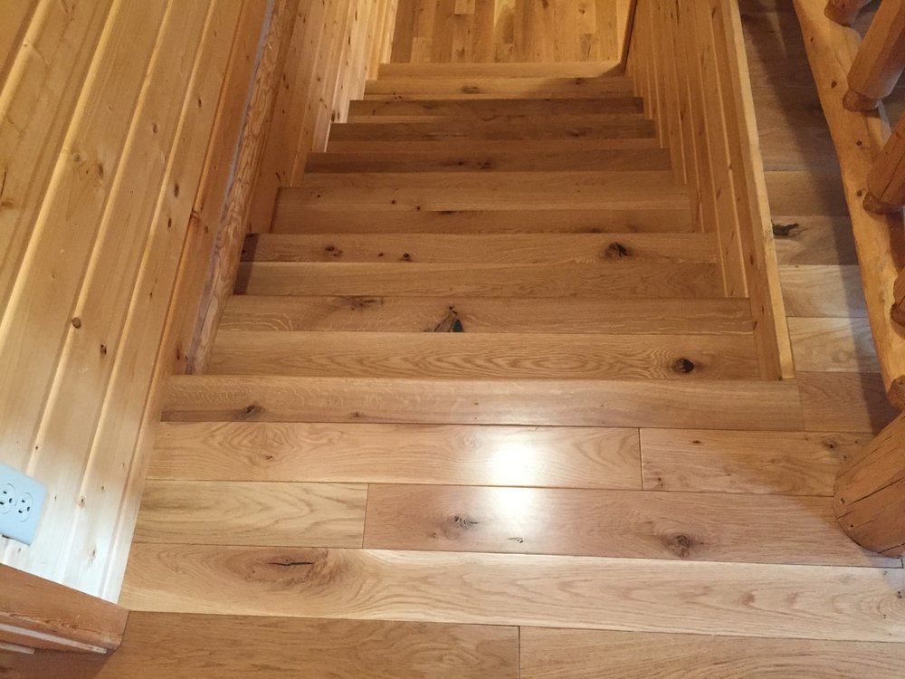 Prefinished White Oak
