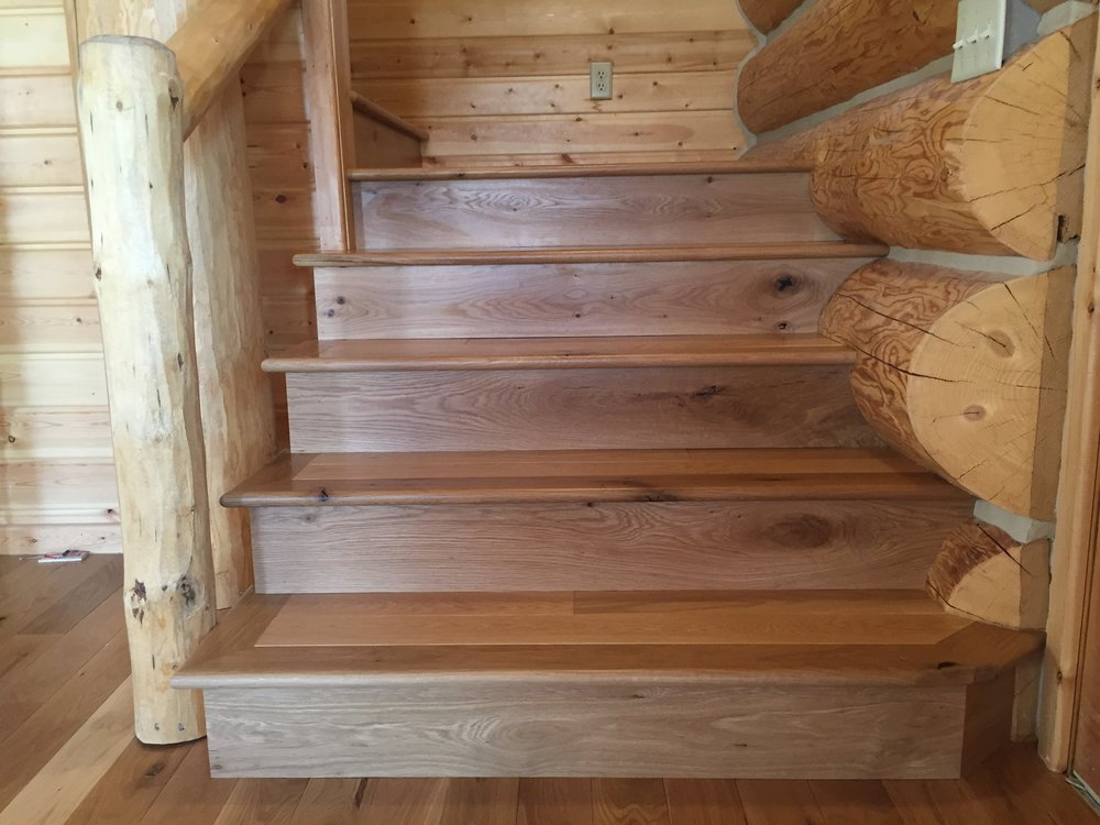 Prefinished White Oak