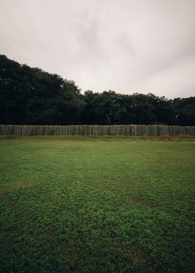Boundary, Charlestowne Landing