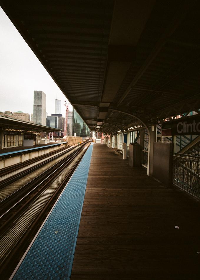Clinton Transit Platform