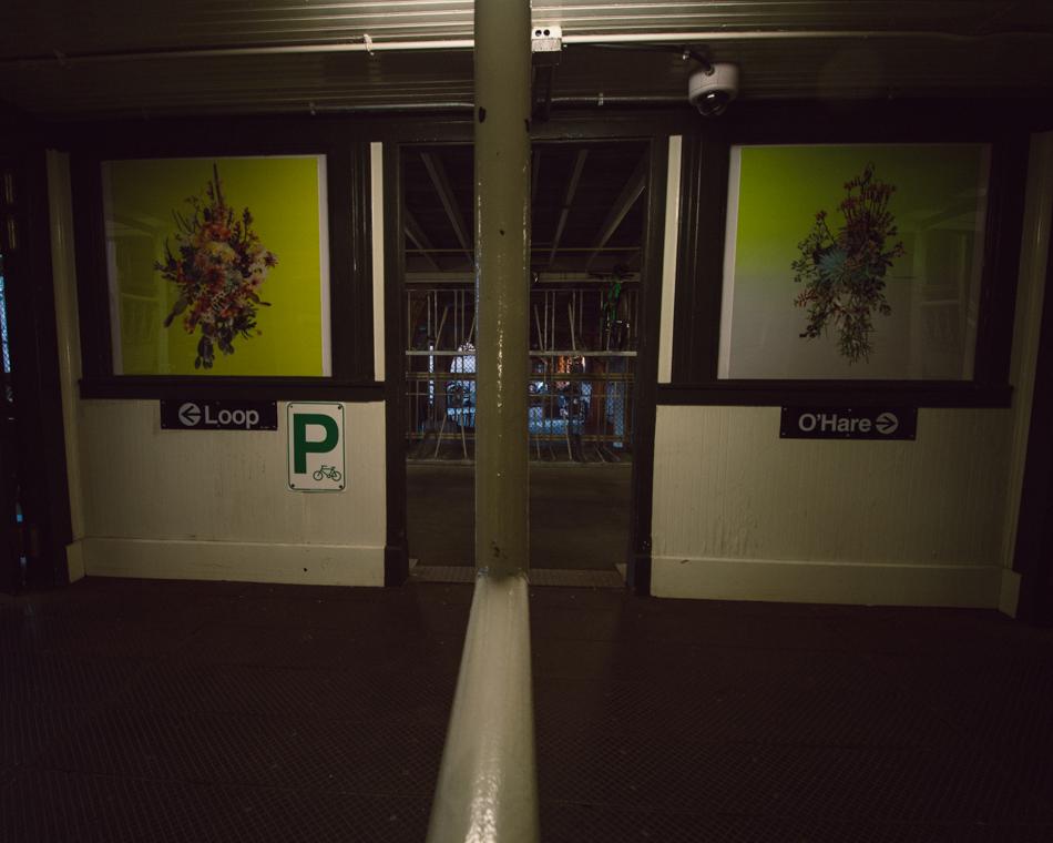 Damen Station, Blue Line, Wicker Park