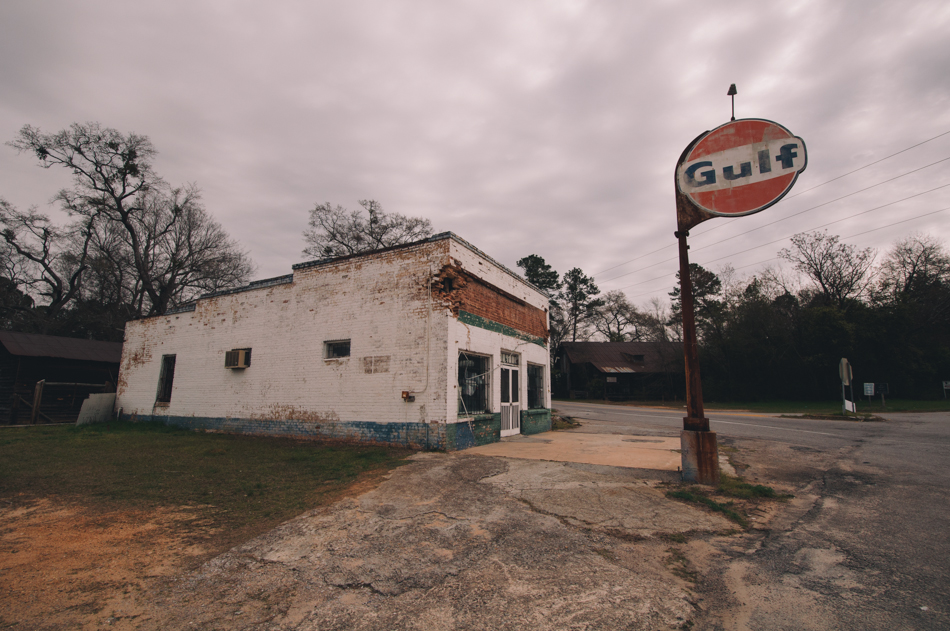 Forgotten Gulf, Orangeburg County, March