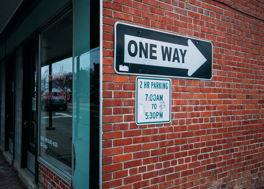 Carrboro-one-way-sign.jpg
