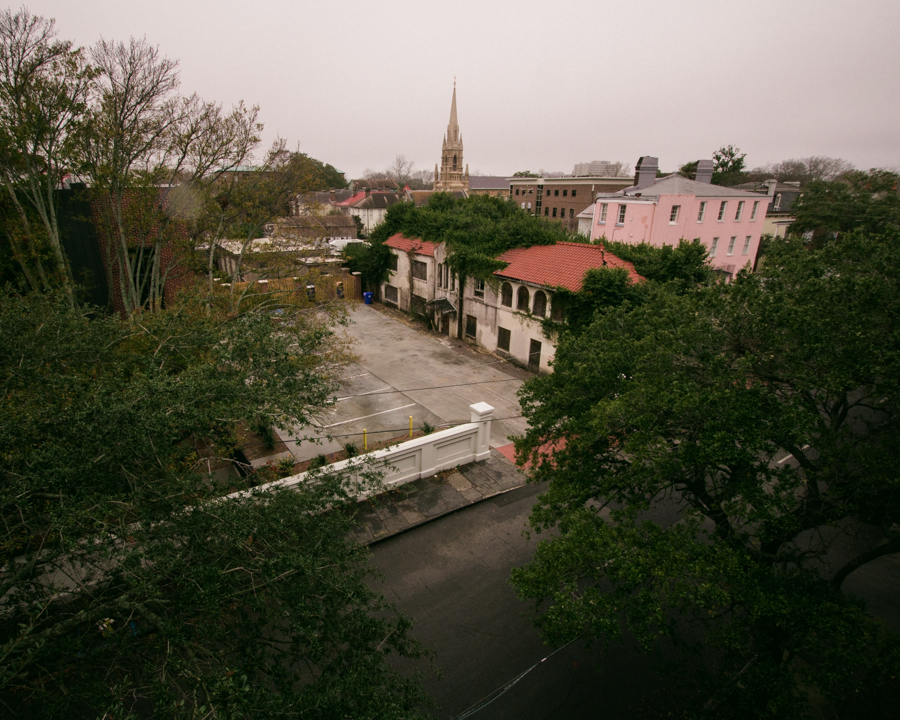 St. Phillips View, Charleston
