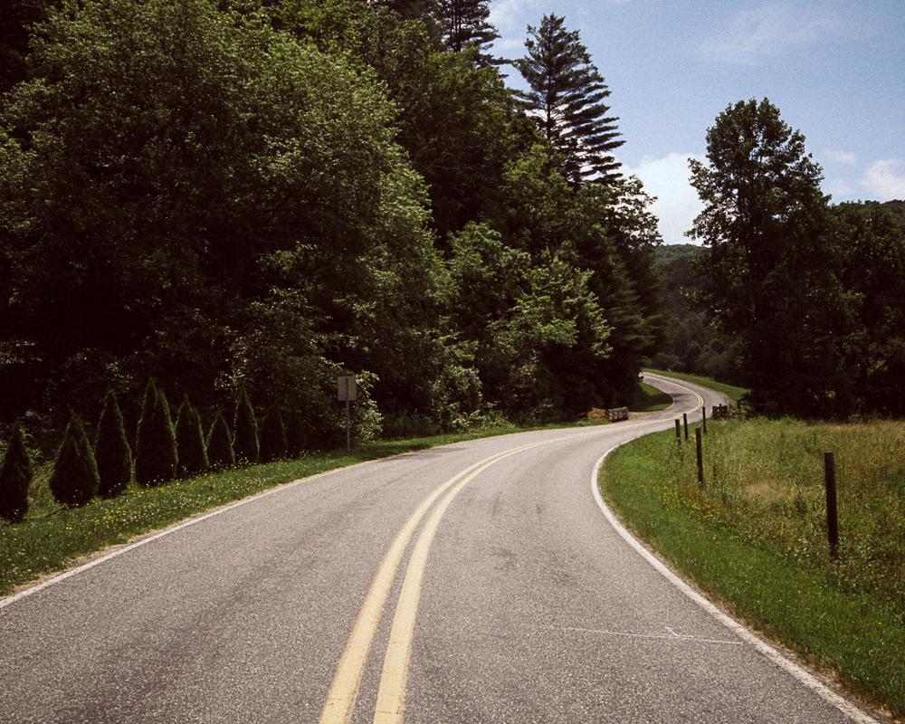 East Fork Road, NC