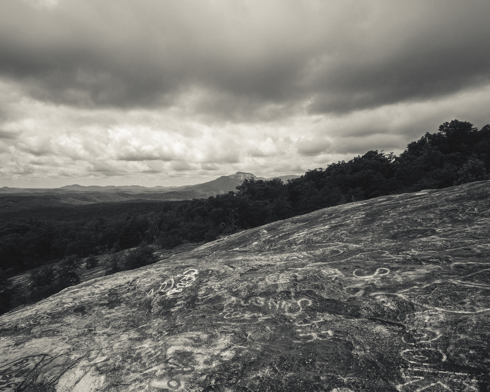 Bald Rock View, Upstate SC