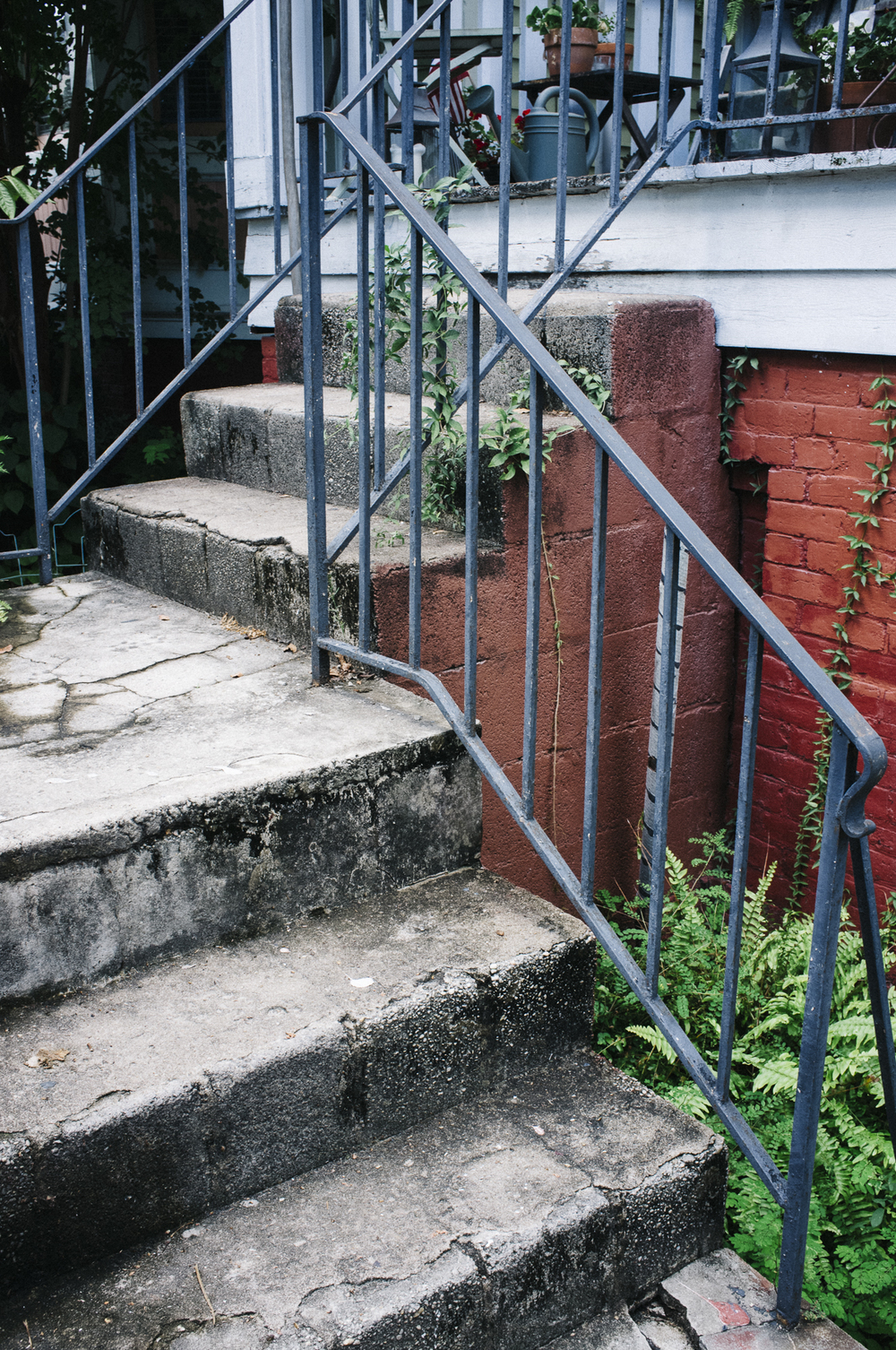 Steps, Savannah, GA