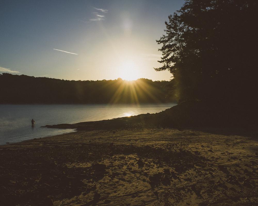 Jocassee Sunrise, Devils Fork State Park, SC