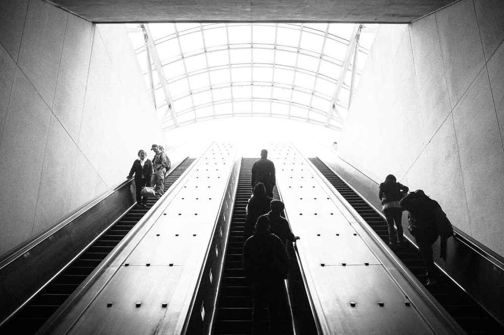 Eastern Market Metro Exit