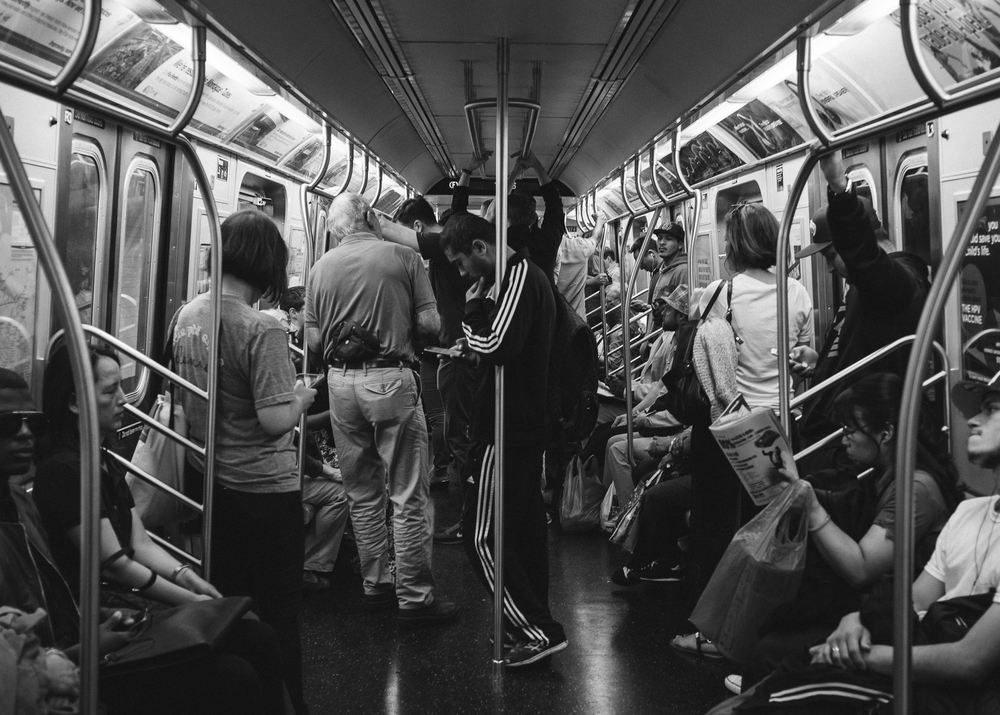 F Train; September 2014