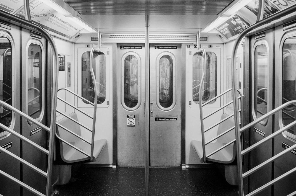 Empty, Tribeca,Manhattan; September 2014