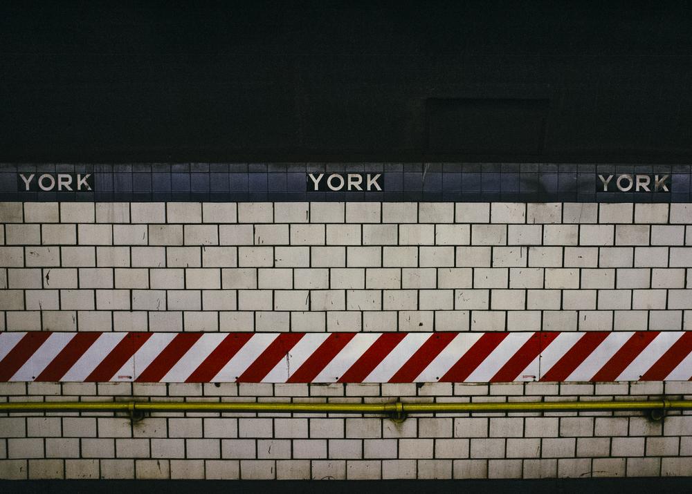 York Station, DUMBO, Brooklyn; September 2014