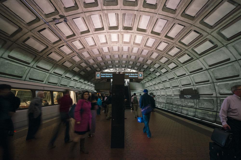 Union Station, Washington, DC;May 2015