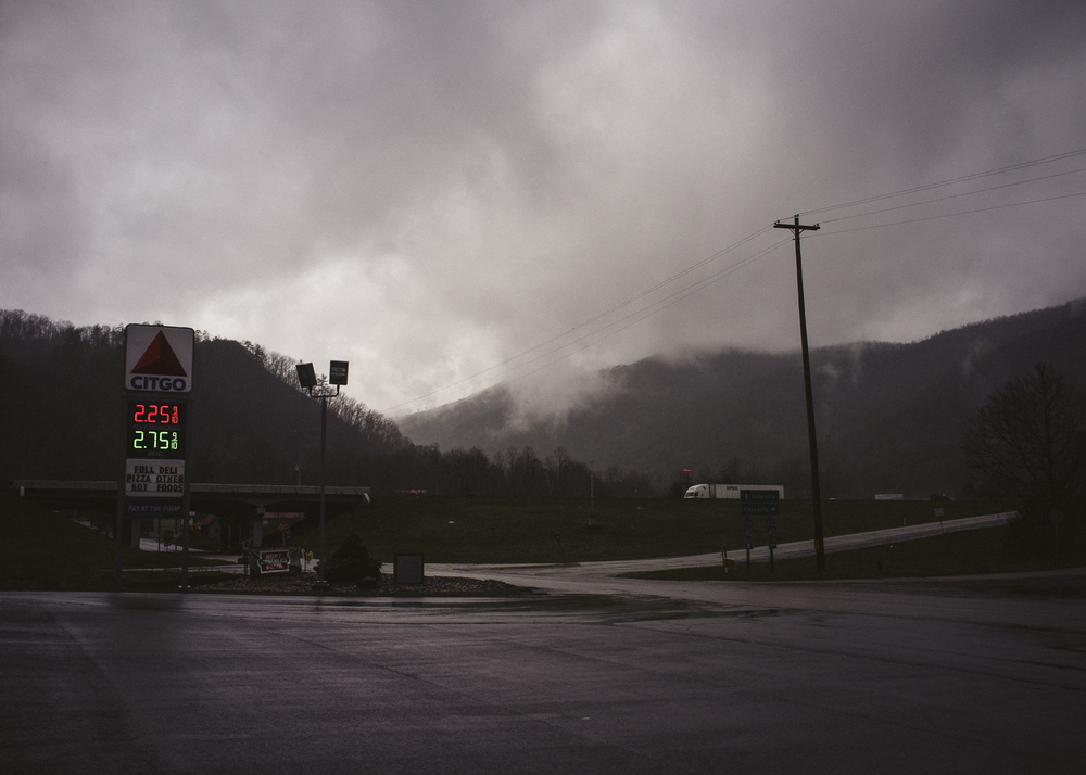 'Downtown' Hartford, TN;  March 2015