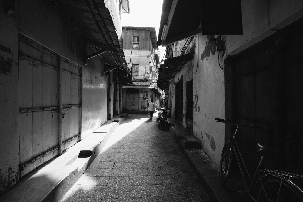 Stone Town, Zanzibar;November 2015