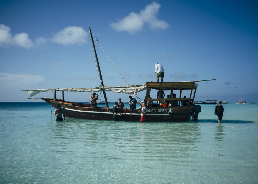 Nungwi, Zanzibar; November 2015