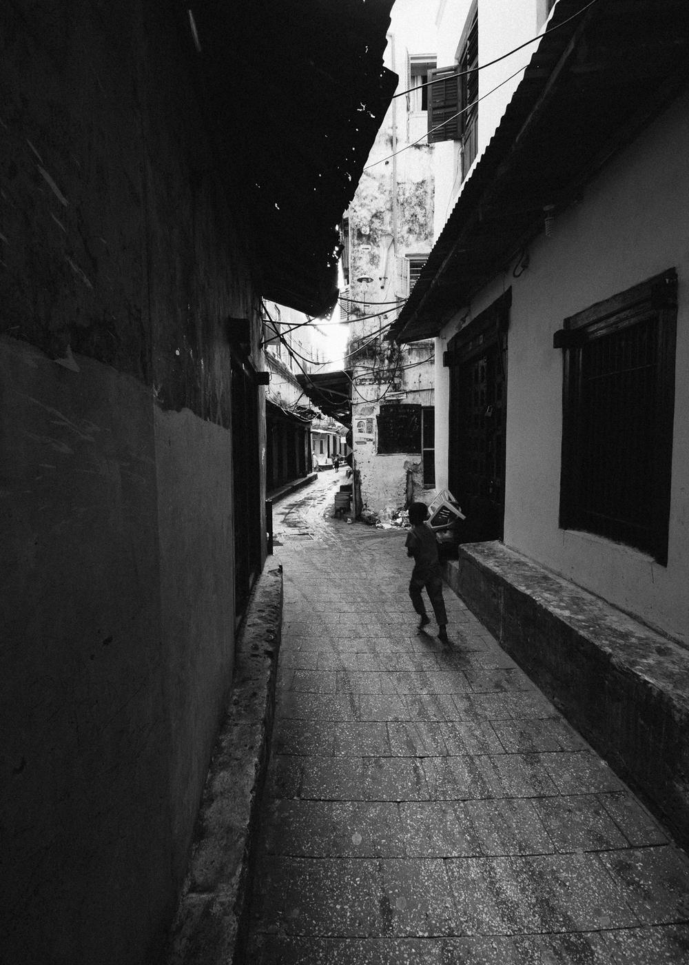 Stone Town, Zanzibar; November 2015