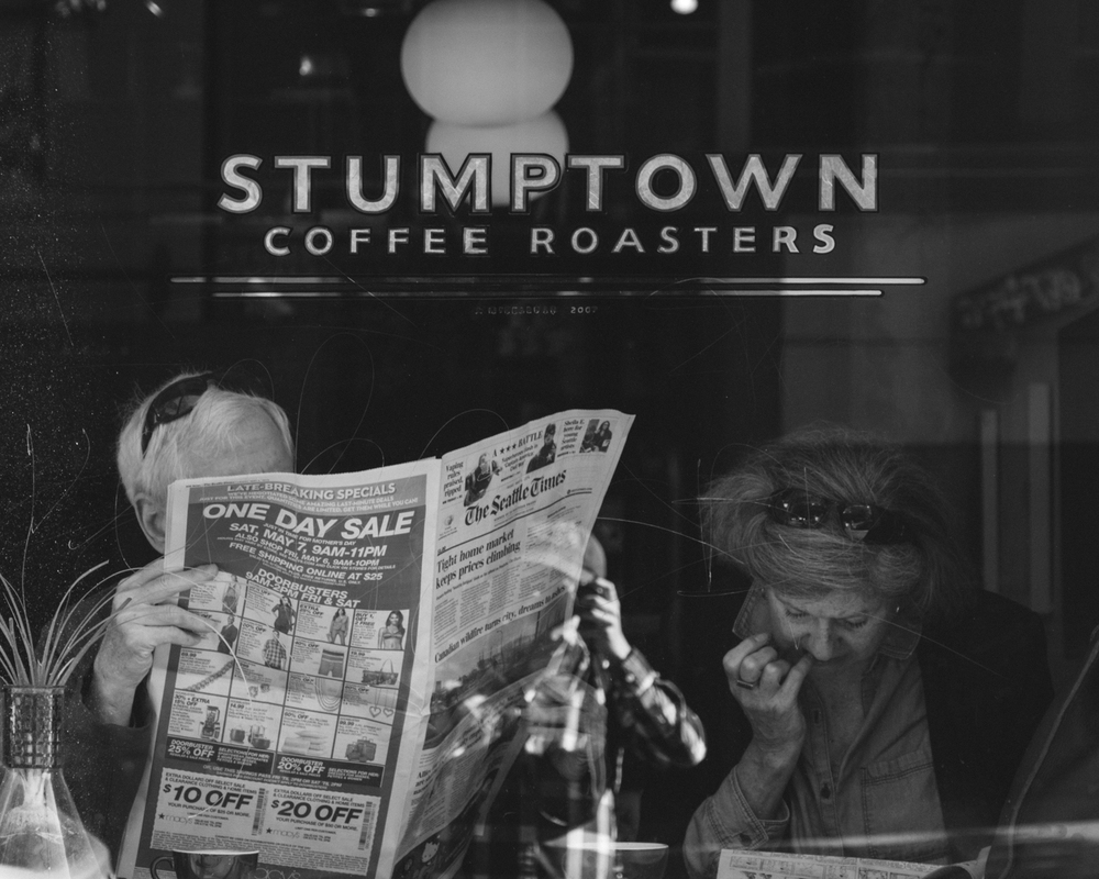 Stumptown Coffee Roasters, E Pine St, Capitol Hill