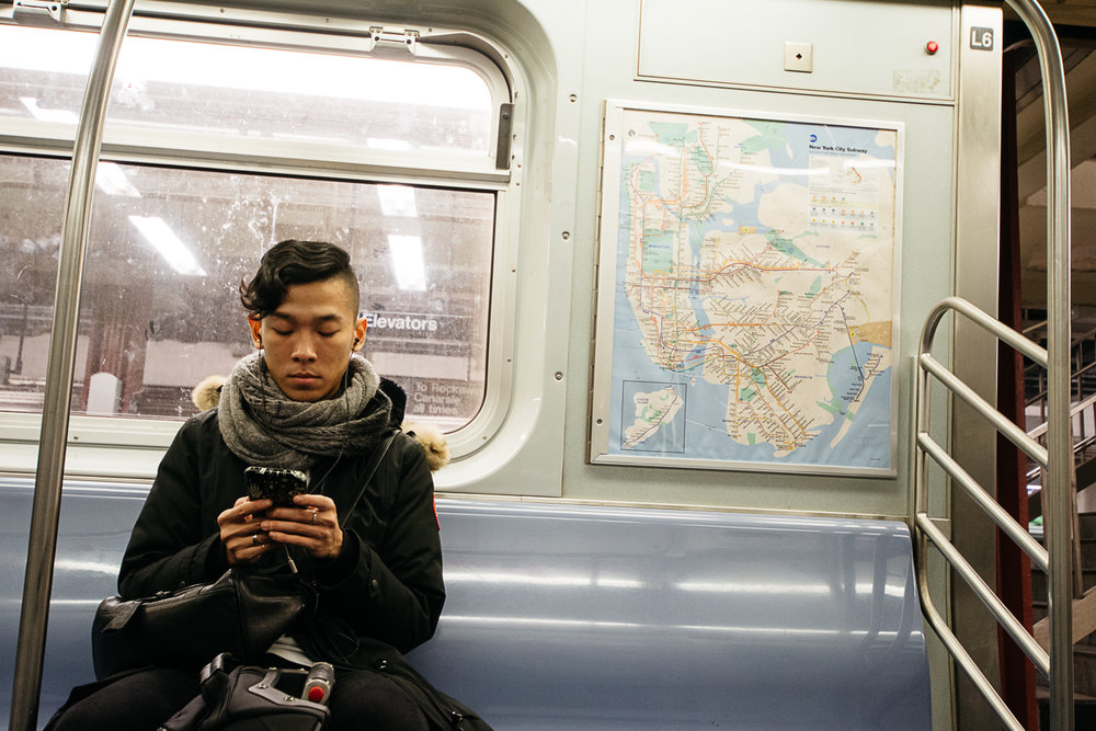 Brooklyn Bound L Train