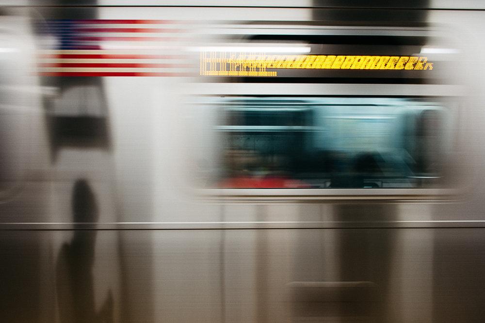 Subway;December 2016
