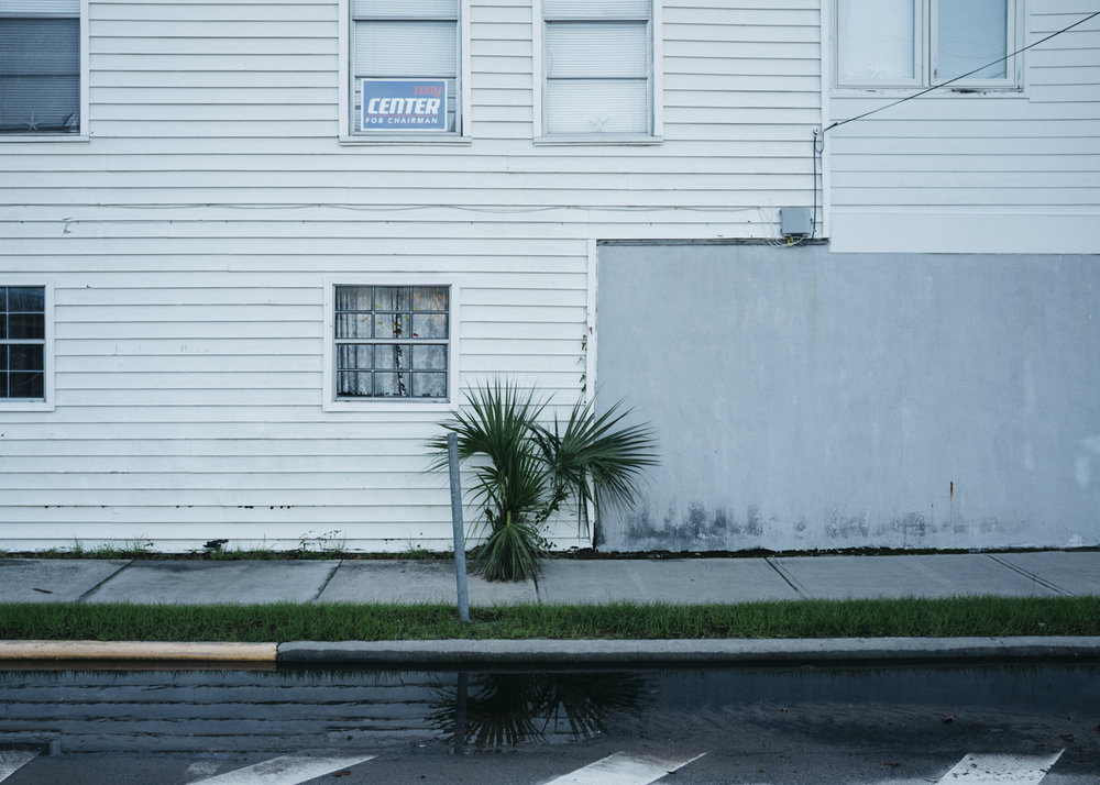 Butler Ave, Tybee Island, Ga;  May 2016