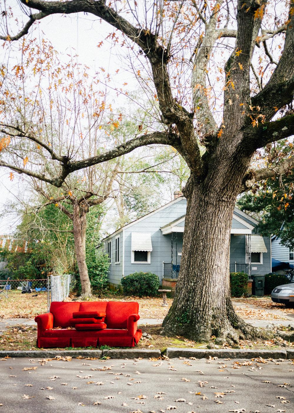 Wagener Terrace, Charleston;2016