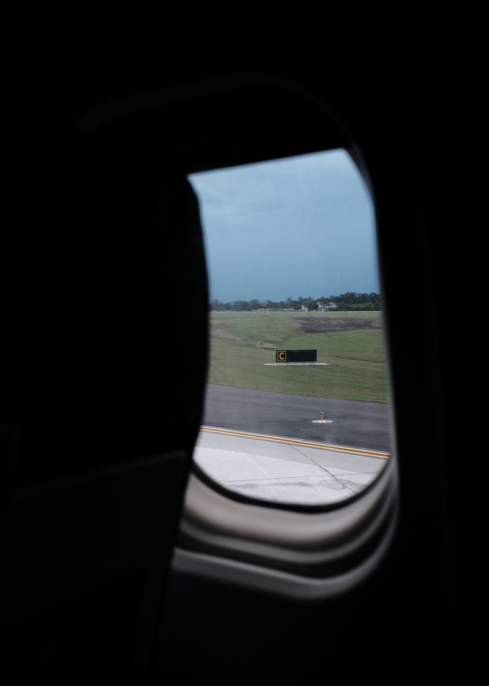 Runway View, Charleston International Airport